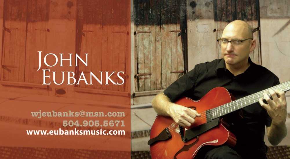 John Eubanks, Eubanks Music